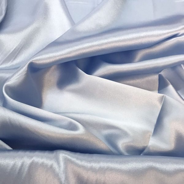 Шовк ніжно-блакитний, АРТ: 0026